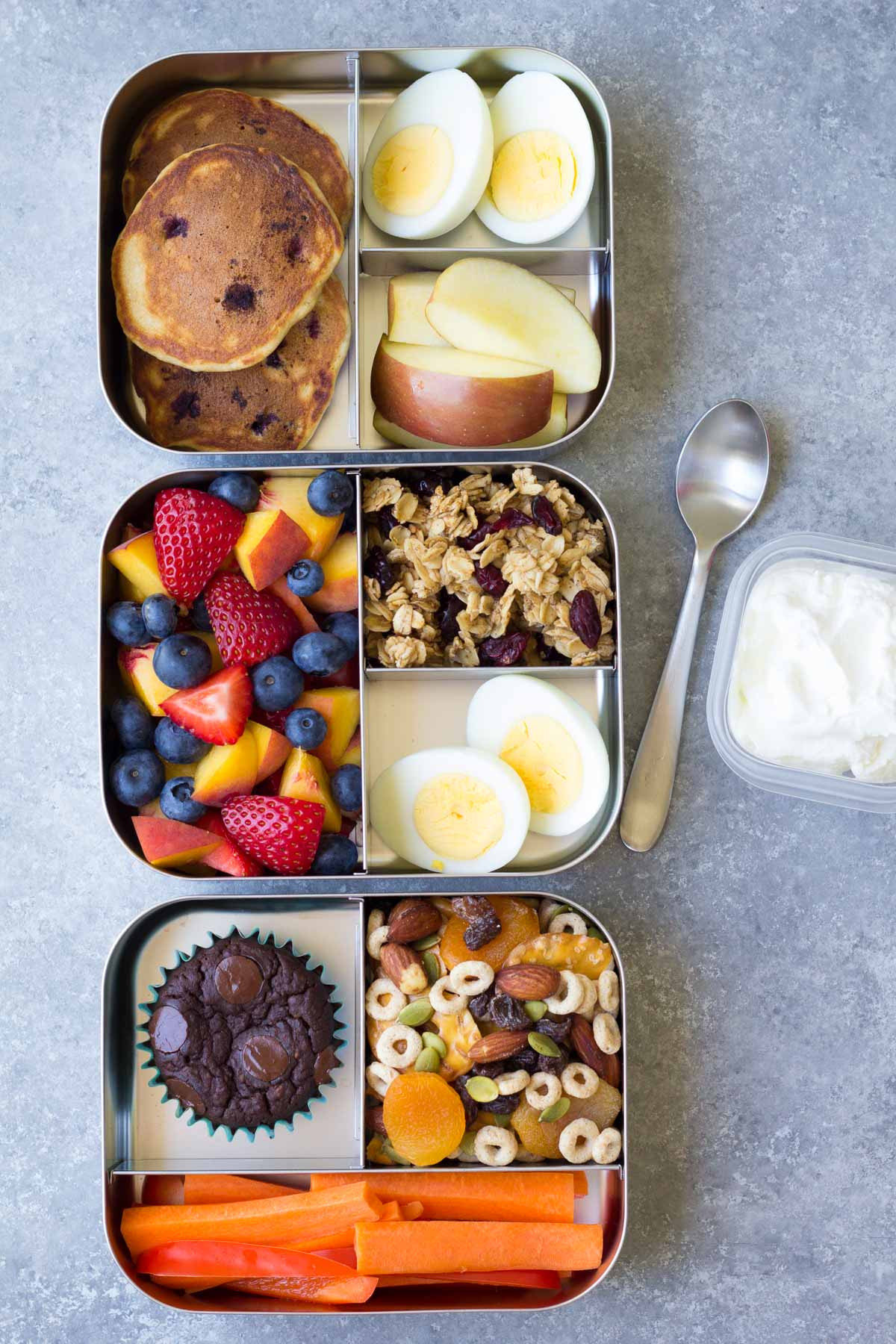Healthy Lunches For Kids  10 More Healthy Lunch Ideas for Kids for the School Lunch