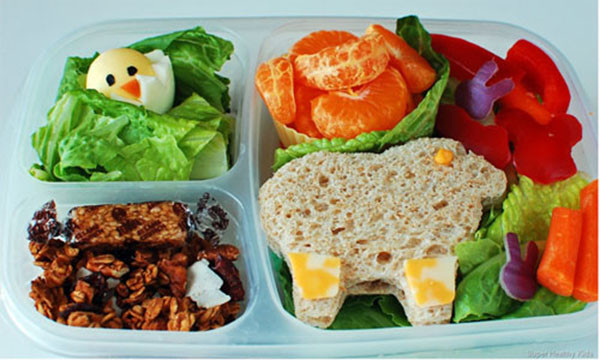 Healthy Lunches For Kids  10 Healthy Lunch Ideas