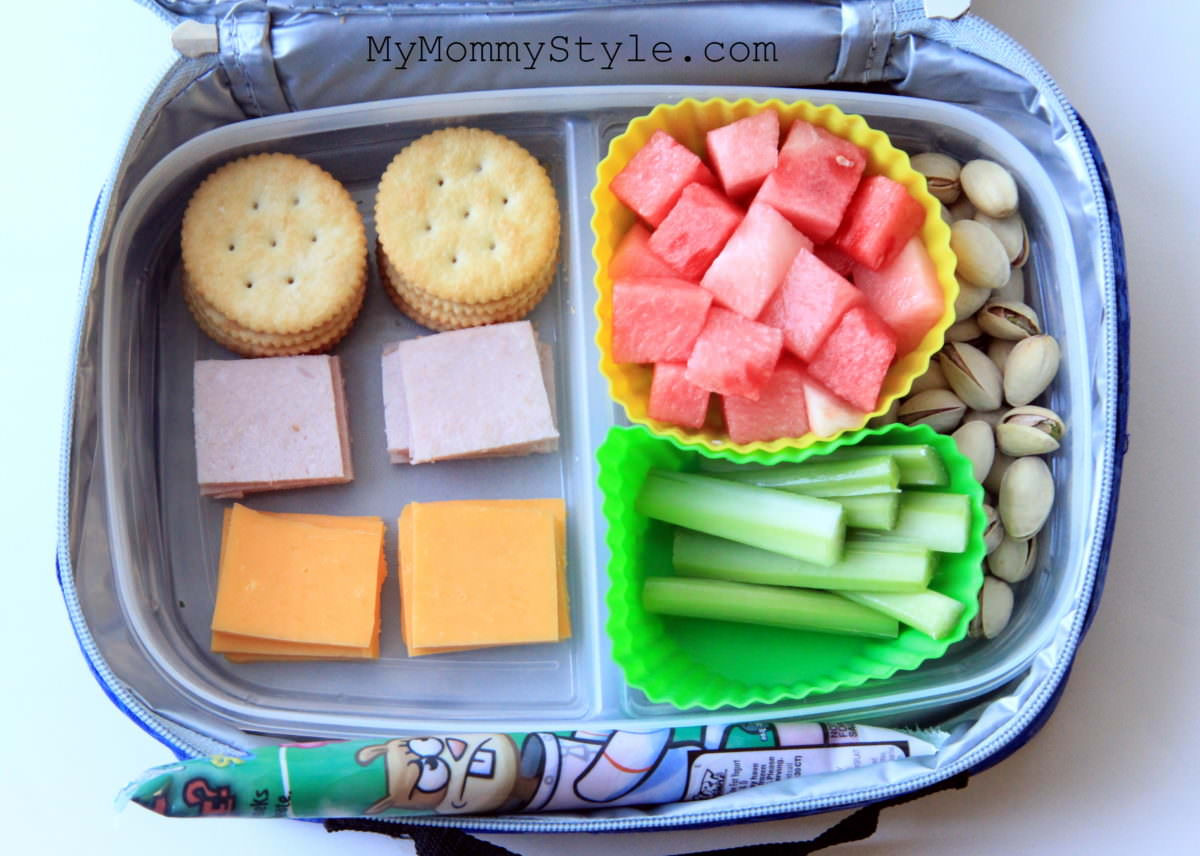 Healthy Lunches For Kids  Healthy Lunch Box ideas week 2 My Mommy Style