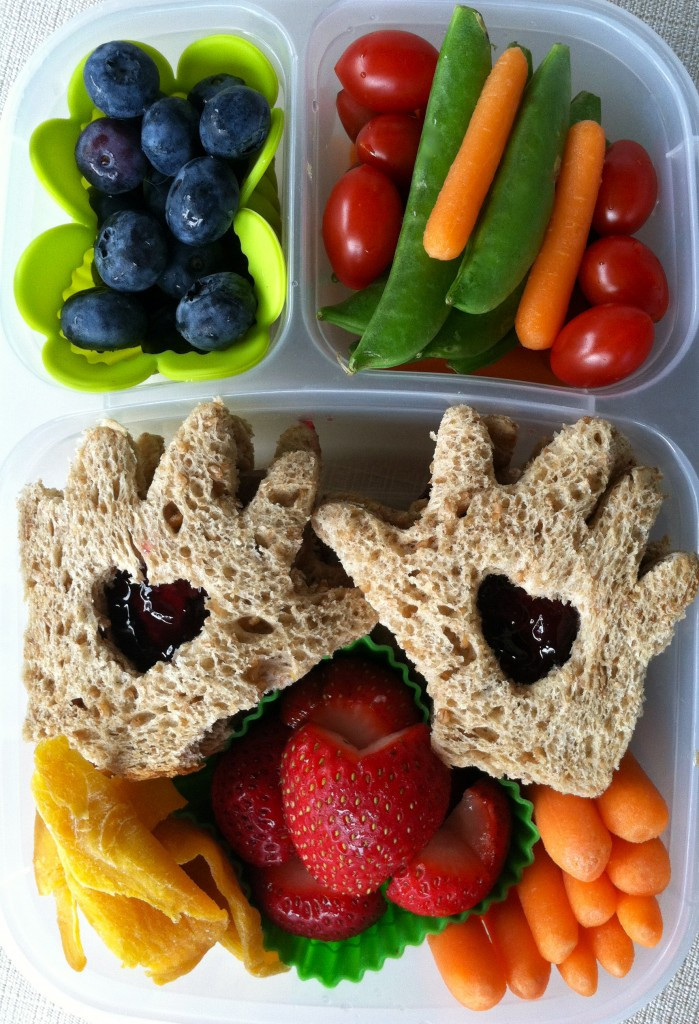 Healthy Lunches For Kids  Back to school A Pinch of This a Dash of That