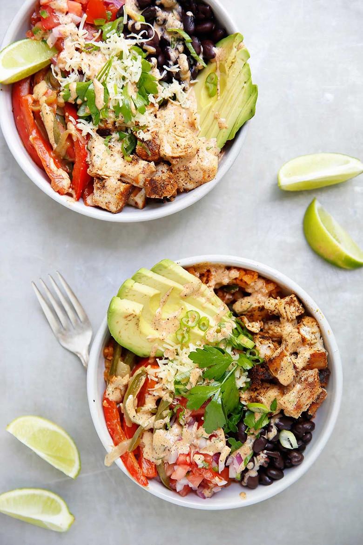 Healthy Make Ahead Dinners  Healthy Make Ahead Freezer Meals SundaySupper