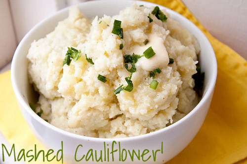 Healthy Mashed Potatoes  Mashed Cauliflower A Healthier Mashed Potato Alternative