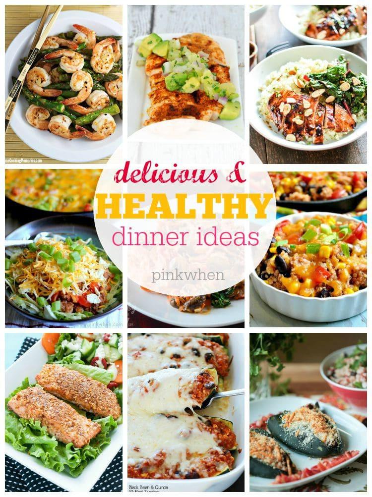 Healthy Meal Ideas For Dinner  15 Best Healthy Dinner Ideas