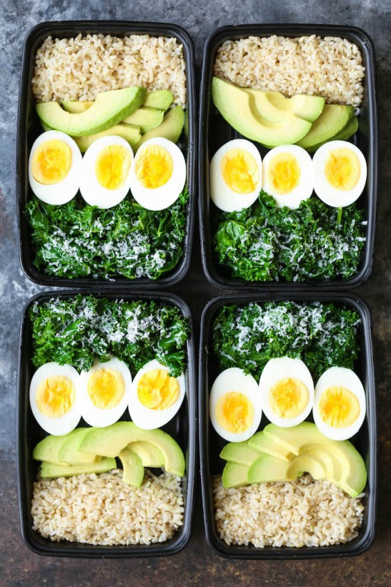 Healthy Meal Prep Breakfast  Healthy Breakfast Ideas You Can Eat on the Go