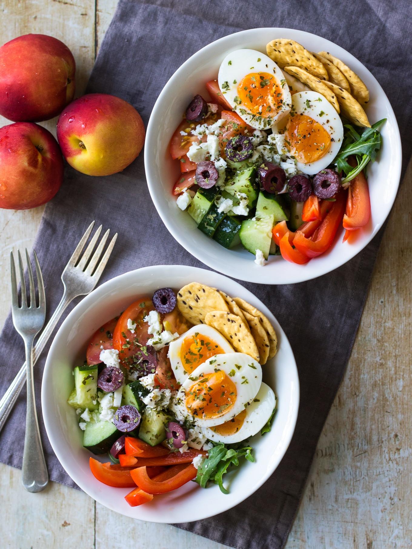 Healthy Meal Prep Breakfast  Meal Prep Breakfast Bowls Greek Style