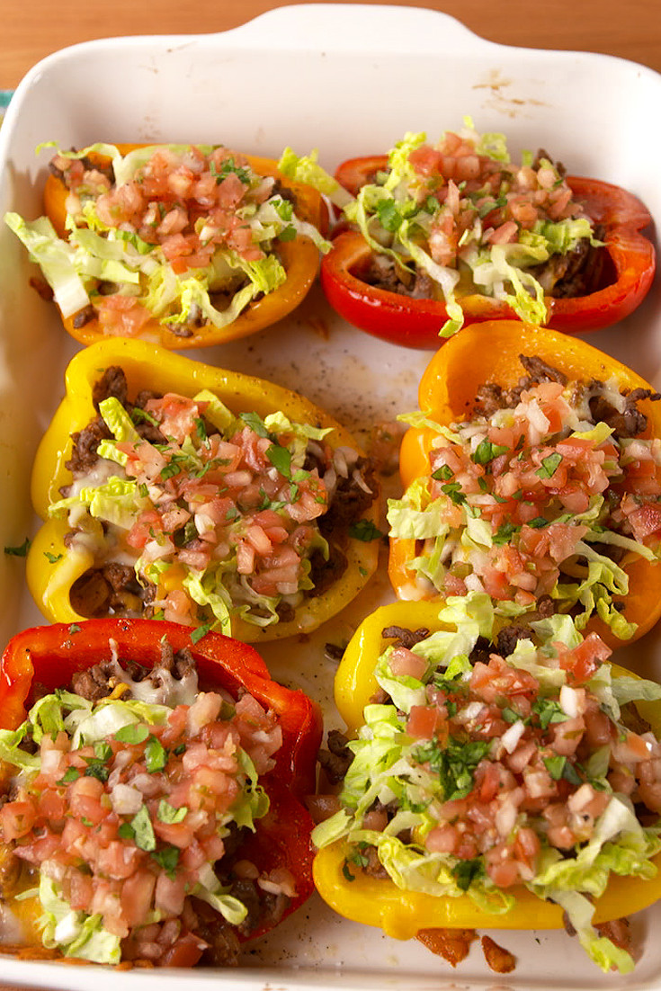 Healthy Meals For Dinner  20 Best Healthy Mexican Food Recipes —Delish