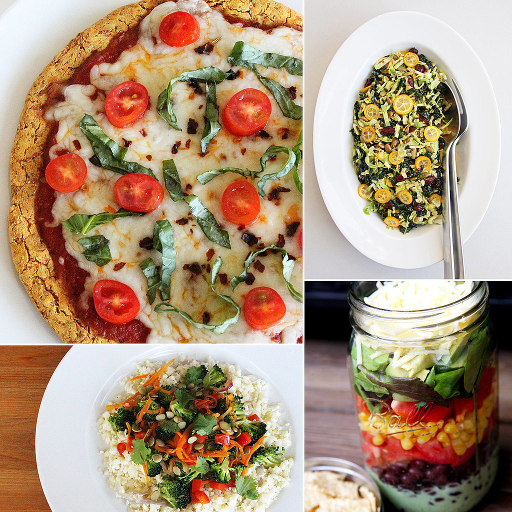 Healthy Meals For Dinner  Healthy Dinner Recipes For 1 Person