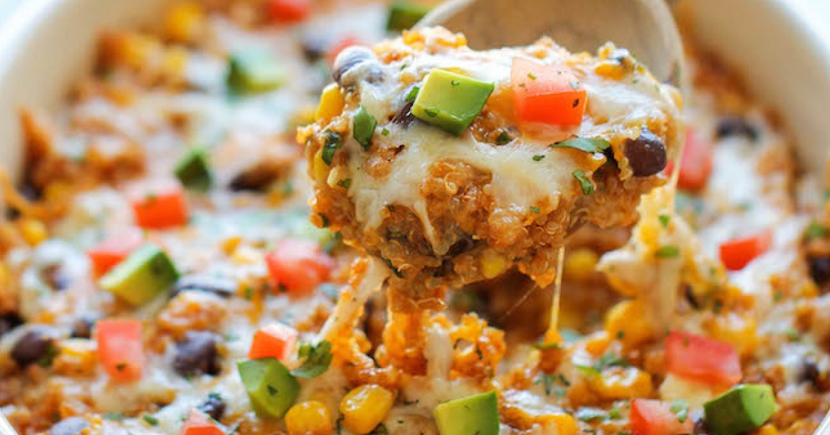 Healthy Mexican Recipes  44 Surprisingly Healthy Mexican Dinner Ideas and Recipes