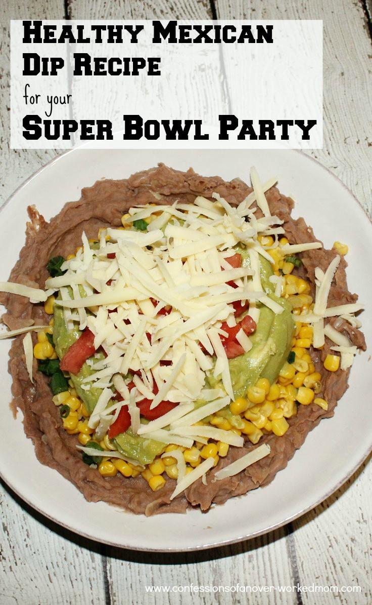 Healthy Mexican Recipes  Healthy Mexican Dip Recipe