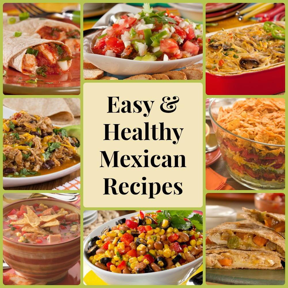 Healthy Mexican Recipes  13 Easy & Healthy Mexican Recipes
