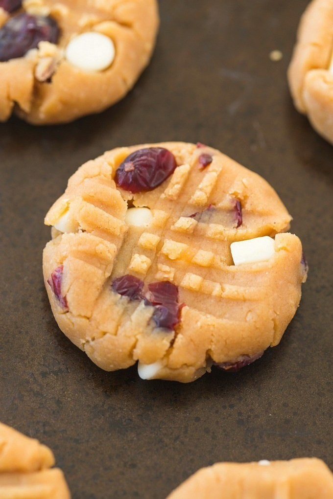 Healthy No Bake Desserts  Healthy No Bake White Chocolate Cranberry Cookies