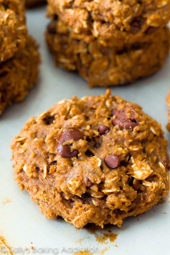 Healthy Oatmeal Raisin Cookies  Healthy Oatmeal Raisinet Cookies Sallys Baking Addiction