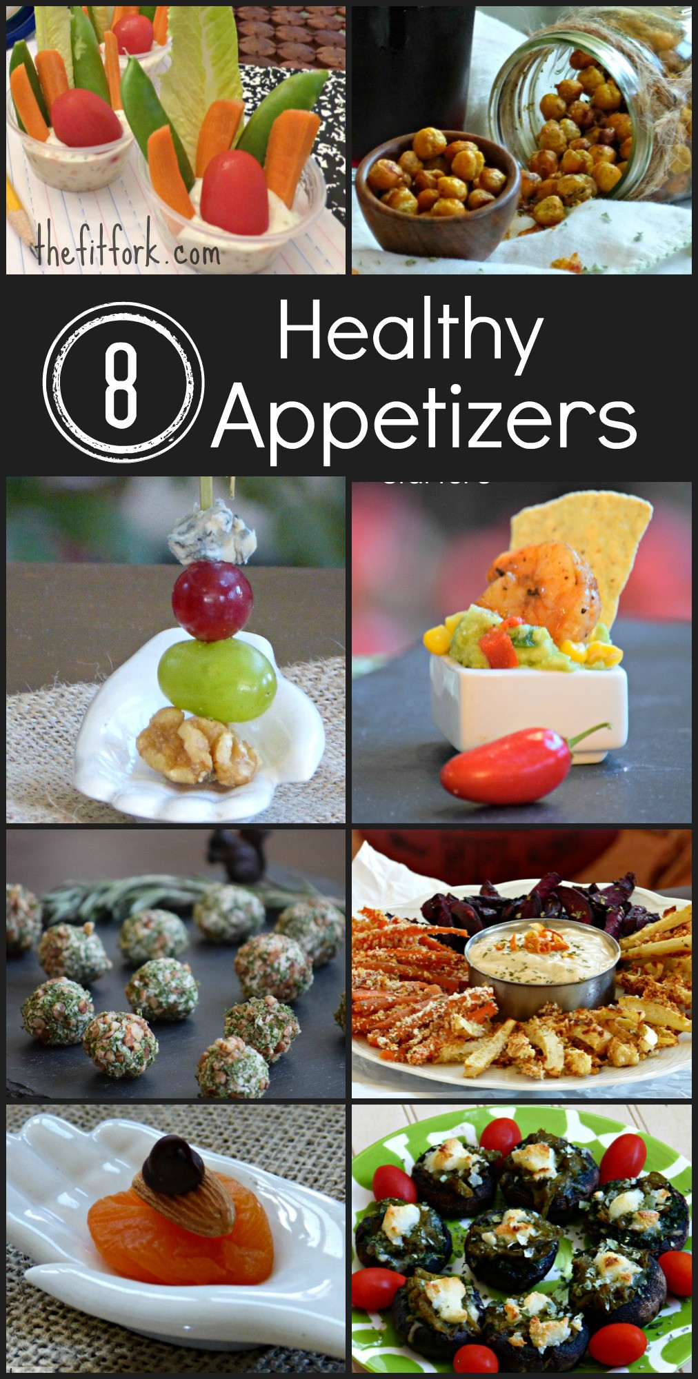 Healthy Party Appetizers  Lettuce Party 8 Healthy Appetizers for New Year's Eve