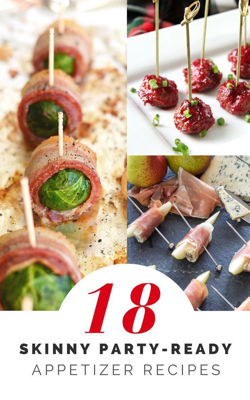 Healthy Party Appetizers  Más de 1000 imágenes sobre Love Love Love en Pinterest