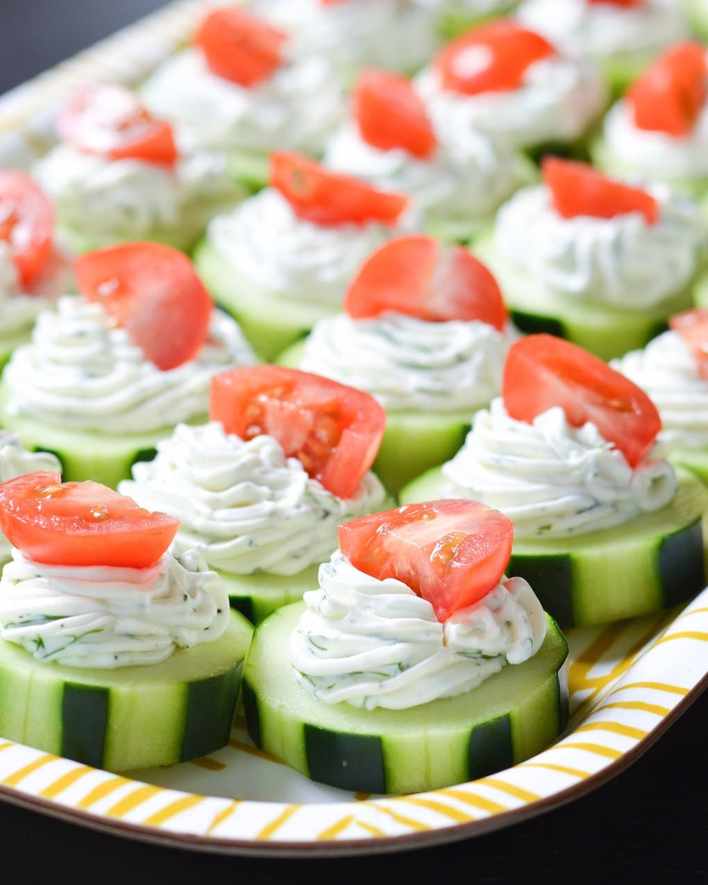 Healthy Party Snacks  18 Skinny Appetizers For Your Holiday Parties