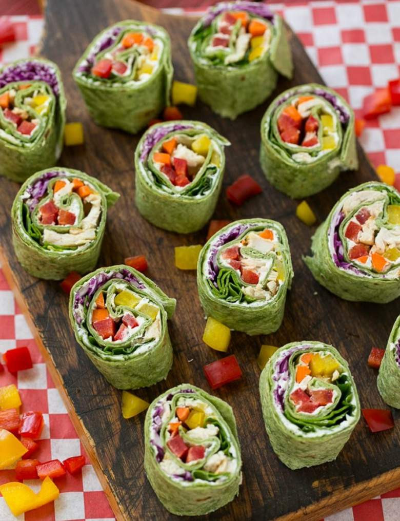 Healthy Party Snacks  Easy Super Bowl Recipes Top 10 Healthy Party Food Ideas