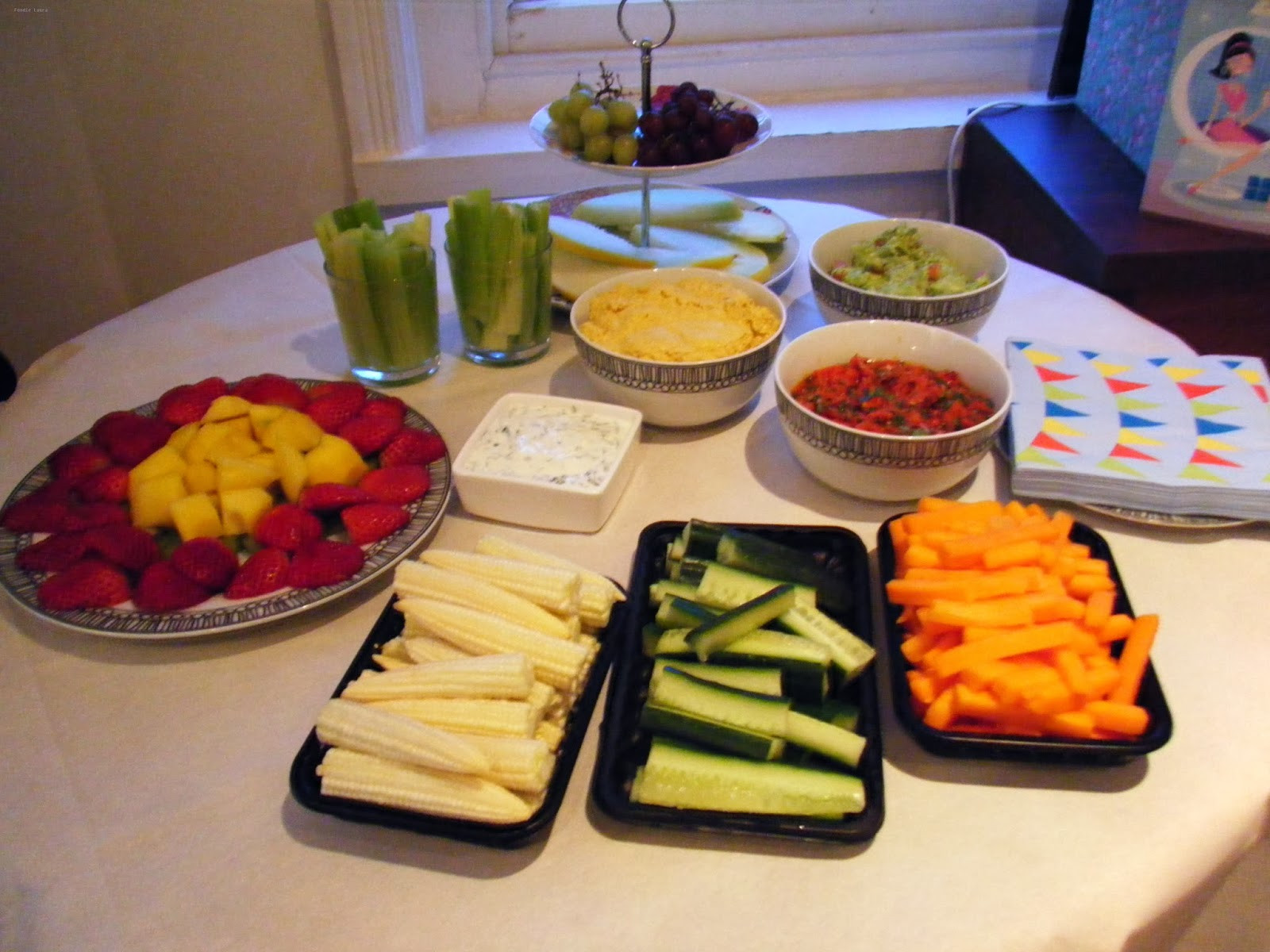 Healthy Party Snacks  Healthy Party Foods Ideas & Tips