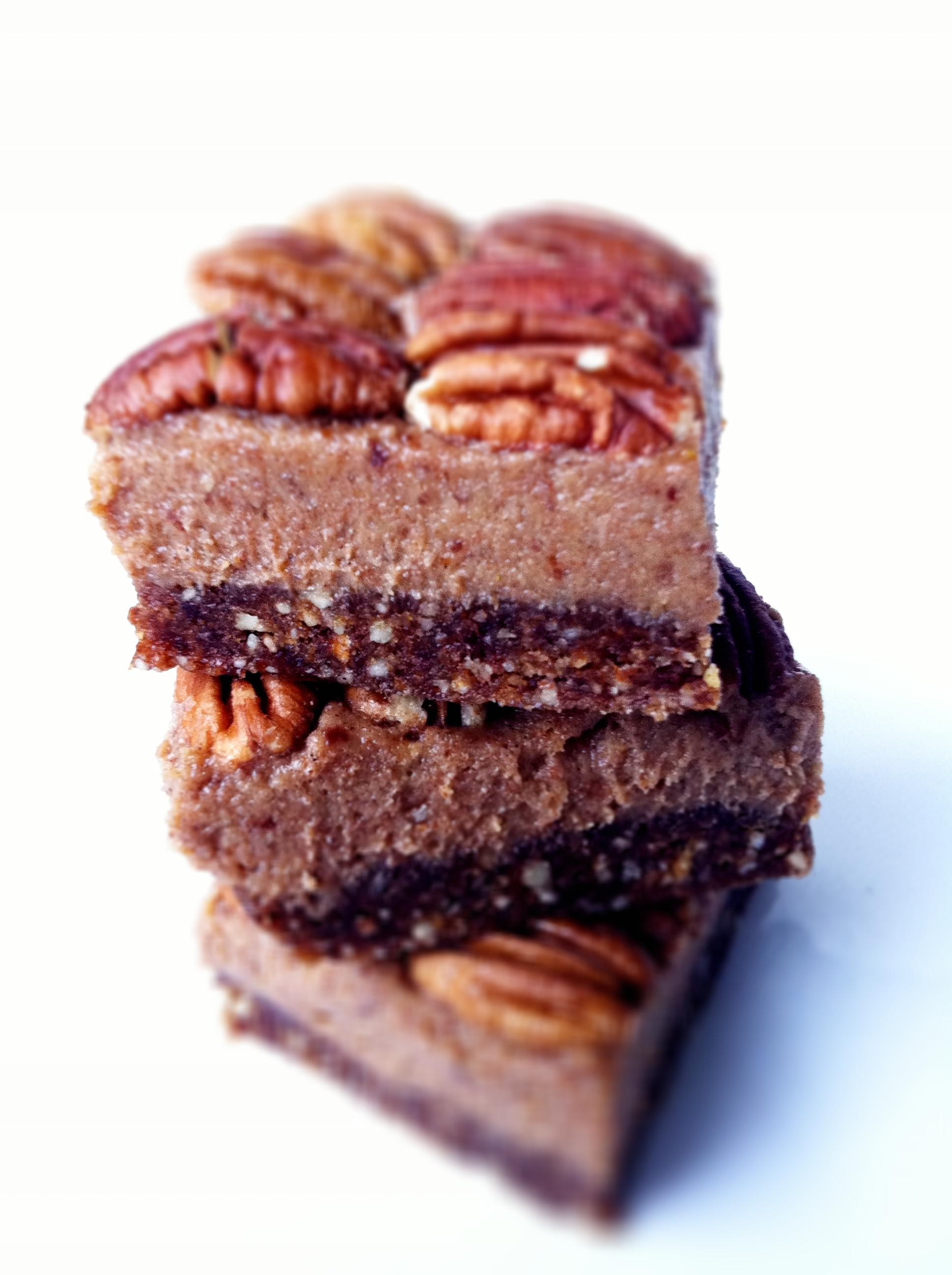 Healthy Pecan Pie  Healthy Pecan Pie Bites No Bake Vegan and Gluten Free