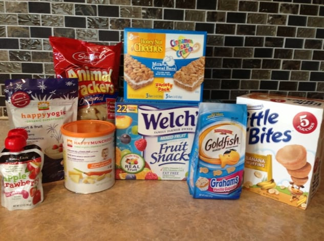 Healthy Prepackaged Snacks  Prepackaged No Mess Snacks