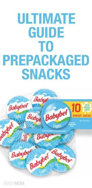 Healthy Prepackaged Snacks  Skinny Mom s Ultimate Guide to Prepackaged Snacks