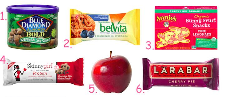 Healthy Prepackaged Snacks  SNACK TIME