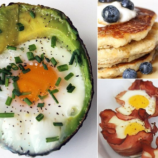 Healthy Protein Breakfast  Low Carb High Protein Breakfast Ideas