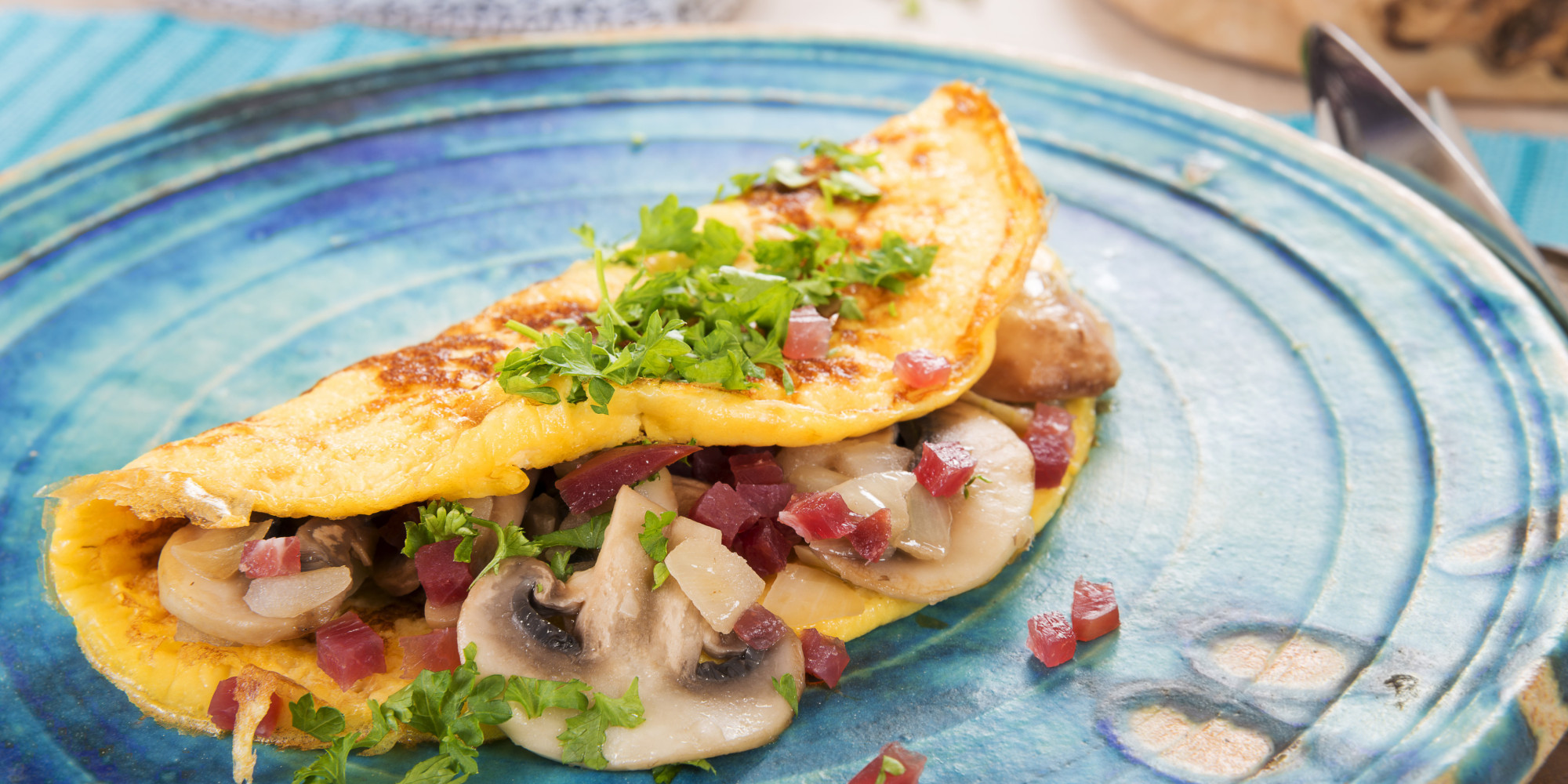 Healthy Protein Breakfast  13 Healthy Breakfast Ideas Packed With Protein And Low In