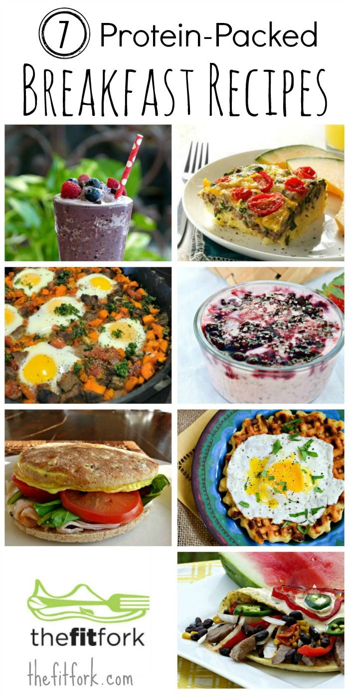 Healthy Protein Breakfast  54 best breakfast images on Pinterest