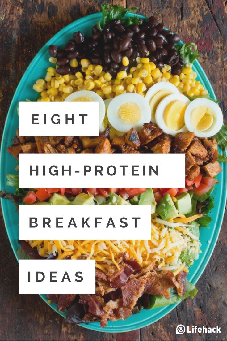 Healthy Protein Breakfast  High Protein Breakfast Ideas 8 Easy Delicious Options