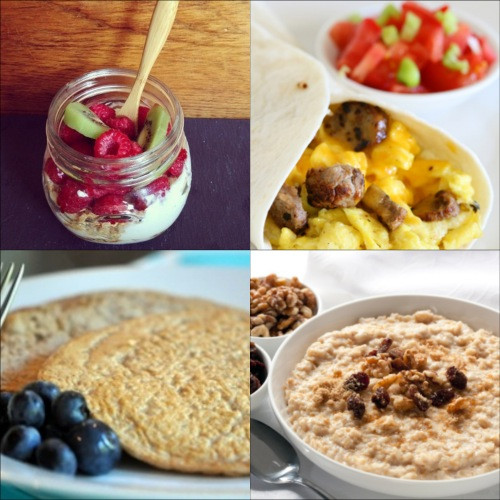 Healthy Protein Breakfast  Five Protein Breakfasts for Weight Loss