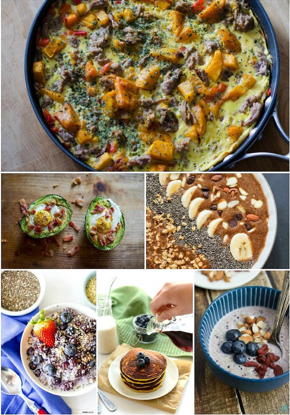 Healthy Protein Breakfast  21 Healthy High Protein Breakfasts You Need to Make