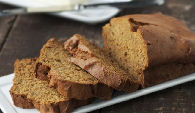 Healthy Pumpkin Bread  Heart Healthy Pumpkin Bread Recipe