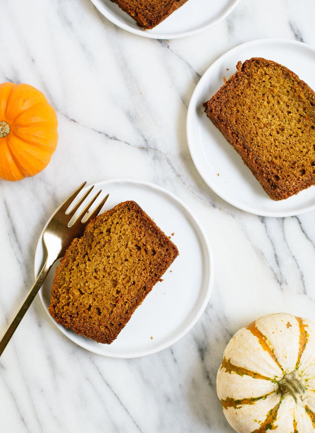 Healthy Pumpkin Bread  Pumpkin Bread