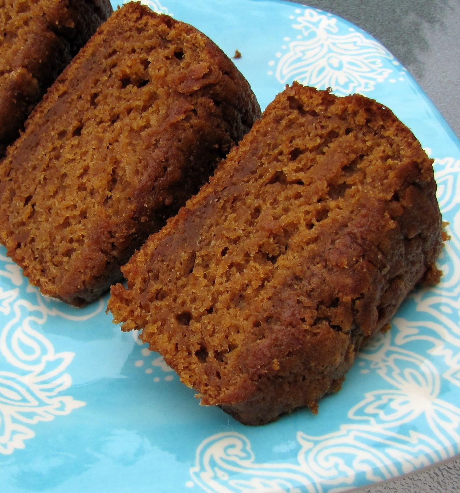 Healthy Pumpkin Bread Recipe  Rumbly in my Tumbly Healthy Pumpkin Bread no oil