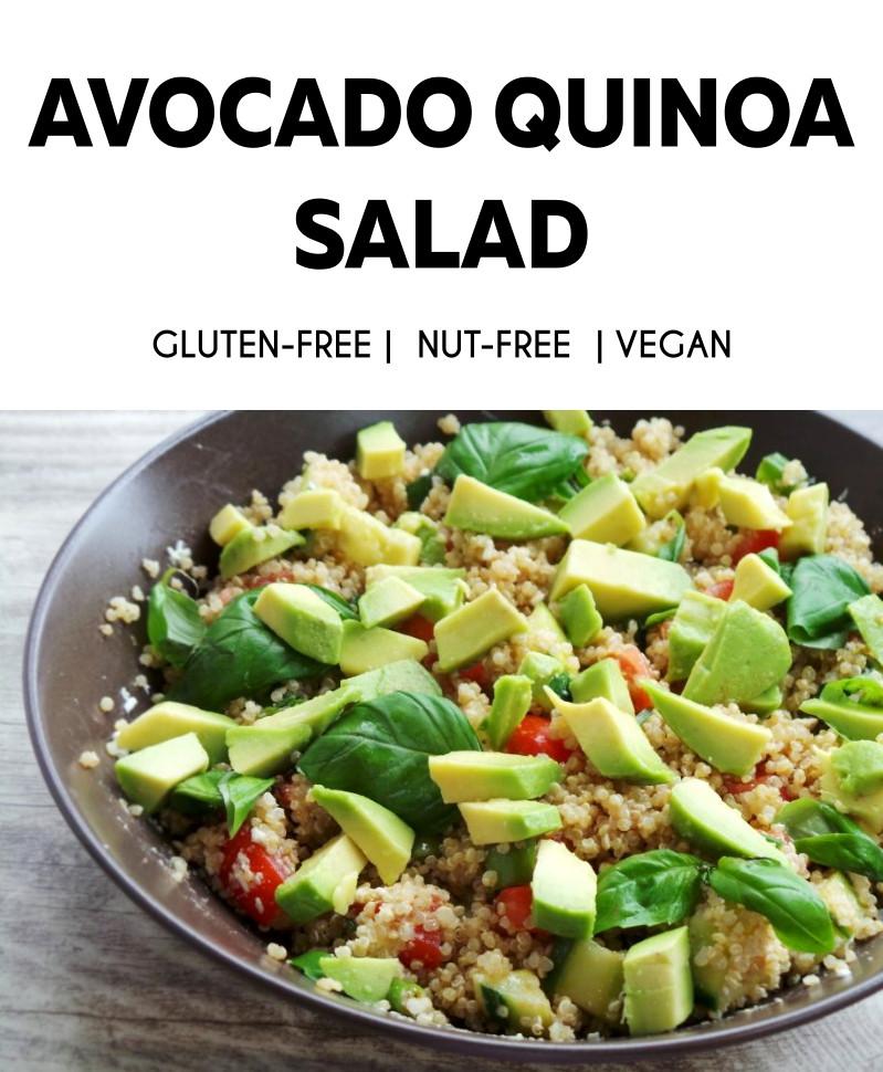 Healthy Quinoa Recipes  Healthy Quinoa Summer Salad Beauty Bites