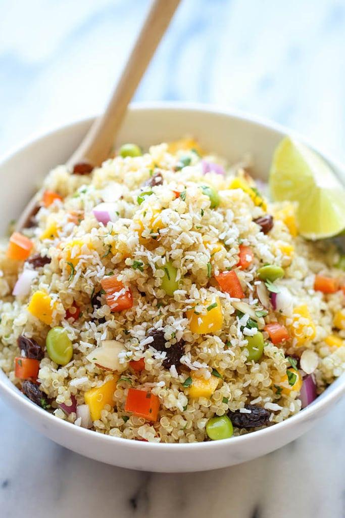 Healthy Quinoa Recipes  Whole Foods Copycat California Quinoa Salad