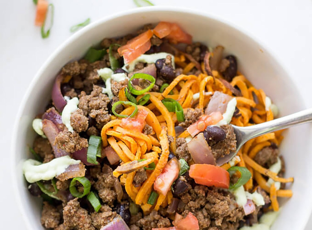 Healthy Recipes With Ground Beef  20 Healthy Ground Beef Recipes