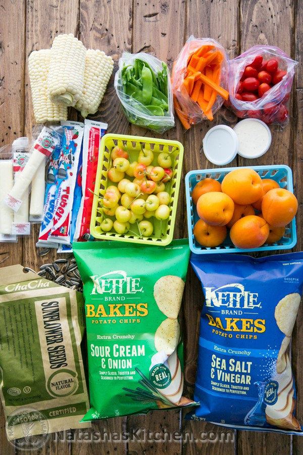 Healthy Road Trip Snacks  15 Healthy Road Trip Snack Ideas Road Trip Packing List