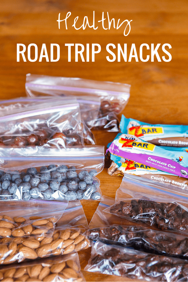 Healthy Road Trip Snacks  9 Healthy & Bud Friendly Road Trip Snacks – Unsophisticook