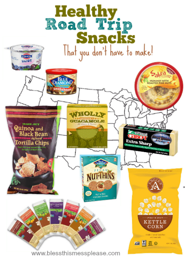 Healthy Road Trip Snacks  Healthy Road Trip Snacks that you don t have to make