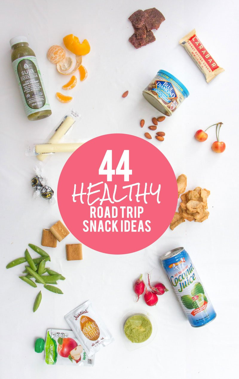 Healthy Road Trip Snacks  44 Healthy Road Trip Snack Ideas Wholefully