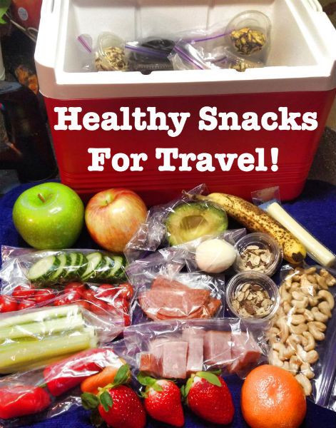 Healthy Road Trip Snacks  How to Eat Healthy on a Road Trip mijava Corporation of