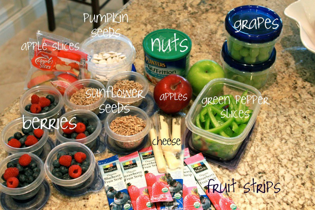 Healthy Road Trip Snacks  Pack Your Own Satisfying and Healthy Road Trip Food
