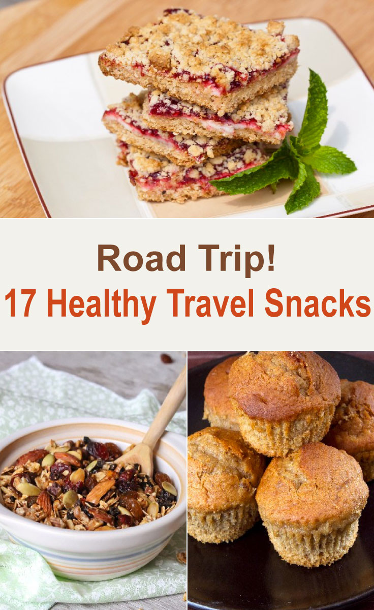 Healthy Road Trip Snacks  Road Trip 17 Healthy Travel Snacks