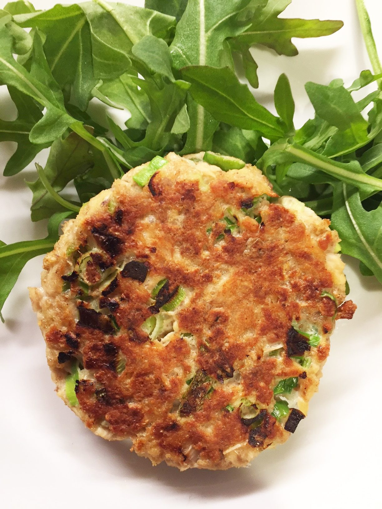 Healthy Salmon Patties  Healthy Salmon Patties Eat Smart Move More Weigh Less