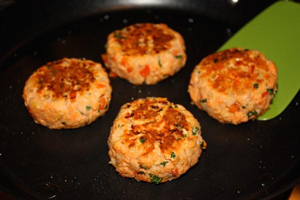 Healthy Salmon Patties  Salmon Patties Jenny Can Cook