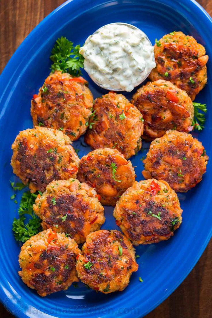 Healthy Salmon Patties  Best 25 Salmon Patties Recipe ideas on Pinterest