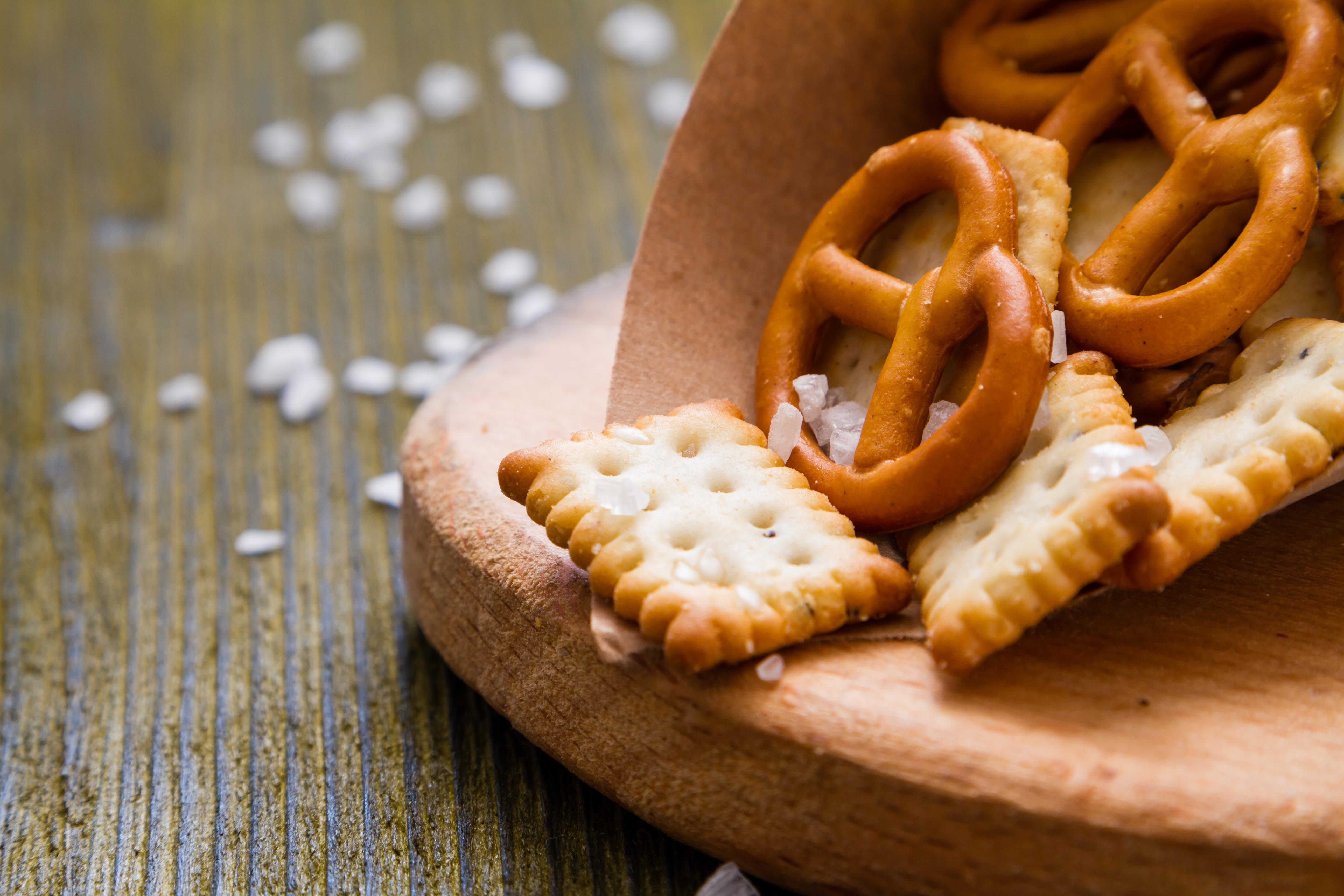 Healthy Salty Snacks  Consumers Are Snacking More Than Ever in New York City