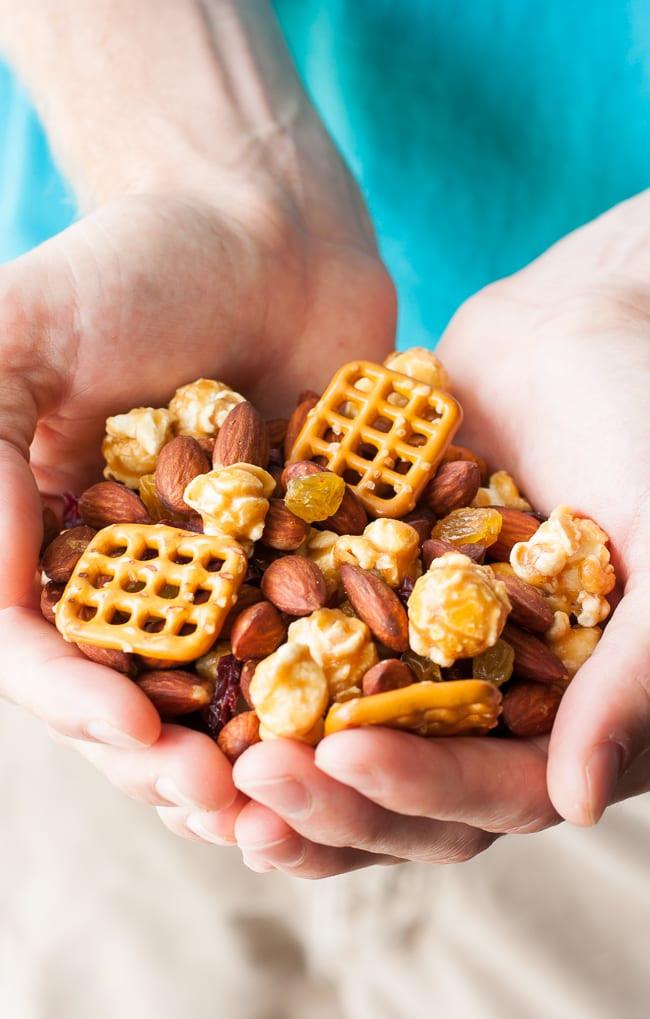 Healthy Salty Snacks  Healthy Dorm Room Snack Ideas The Healthy Maven