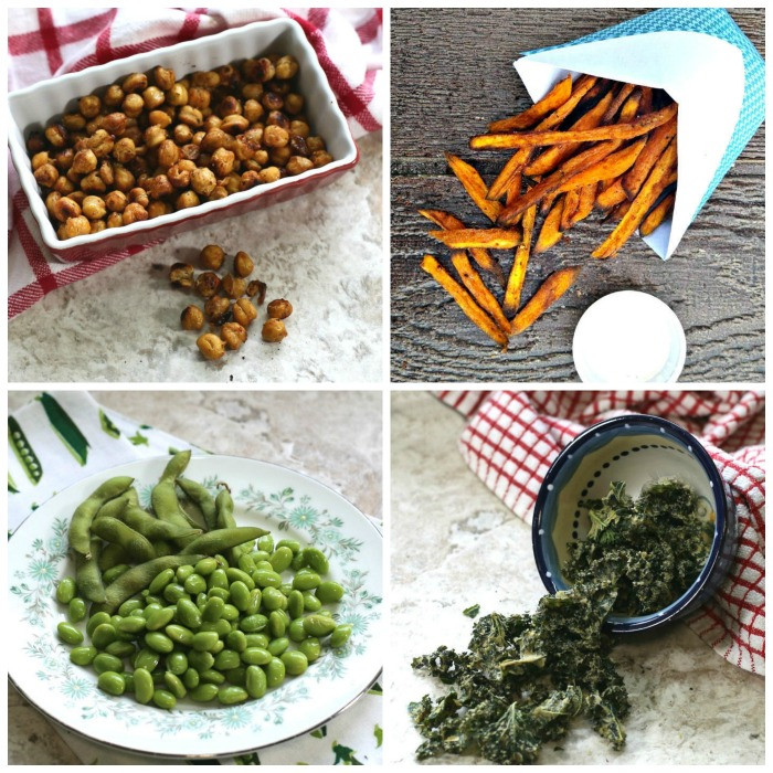 Healthy Salty Snacks  30 Heart Healthy Snacks Food Replacements for a